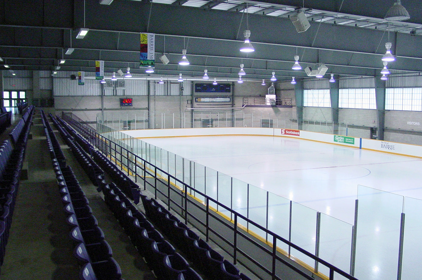 East Bayfield Community Centre Ice Rink