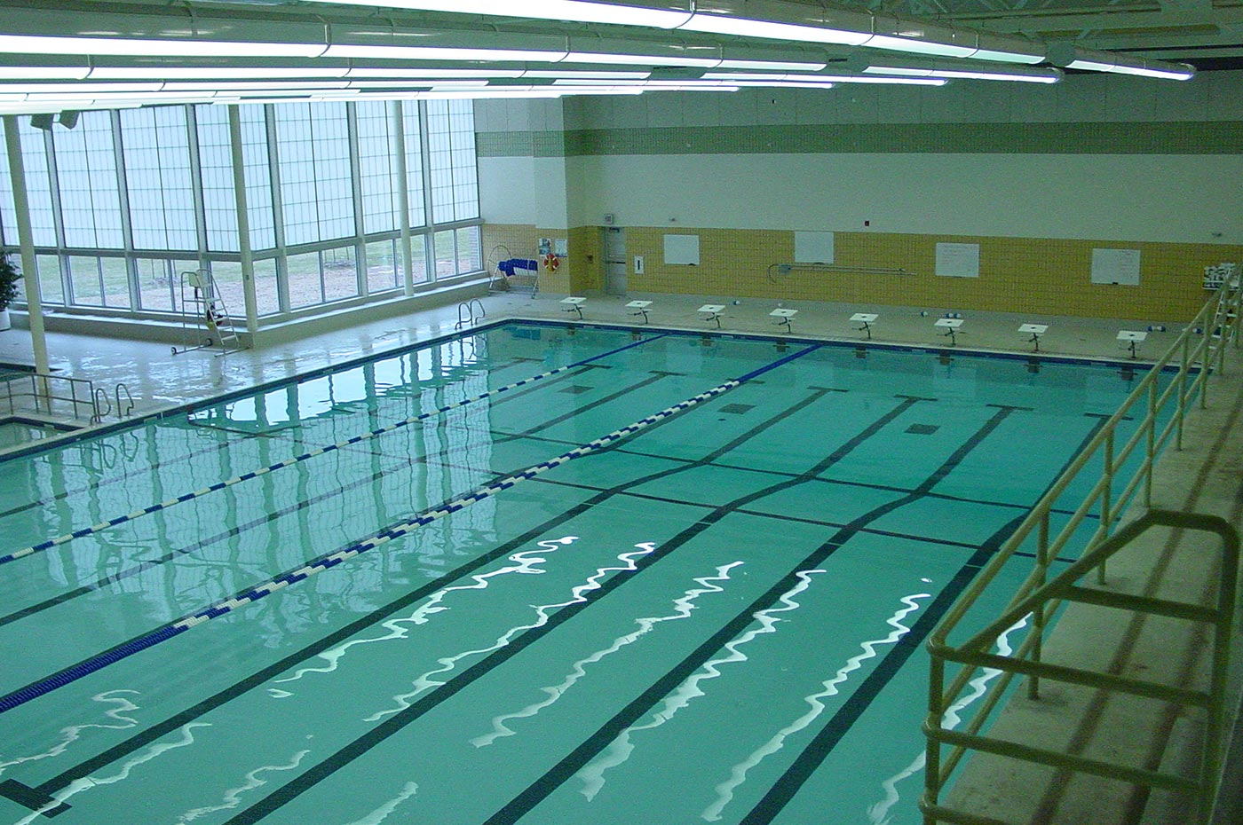 East Bayfield Community Centre Pool
