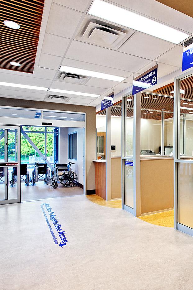 Georgian Bay General Hospital Emergency Entrance