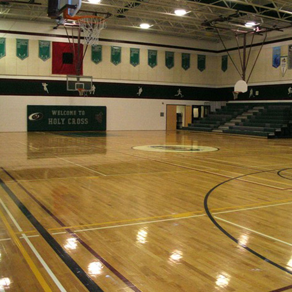Holy Cross Secondary School Gym