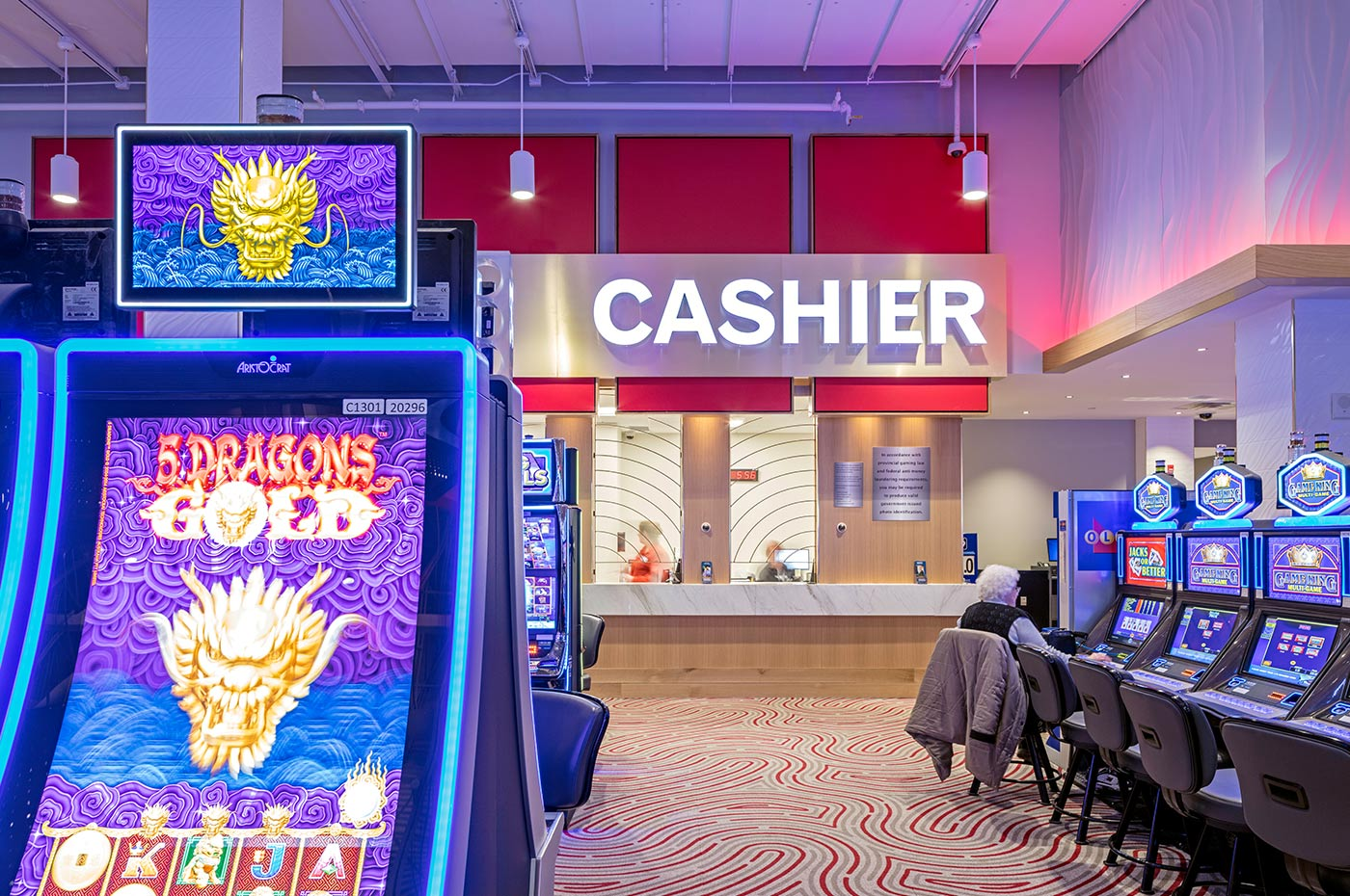 Casino Belleville Cashier