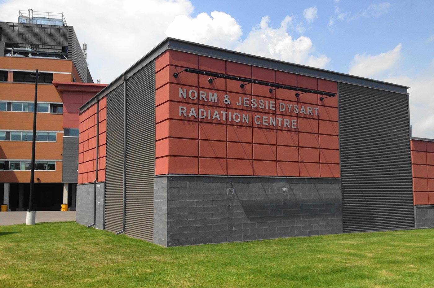 Norm & Jessie Dysart Radiation Centre