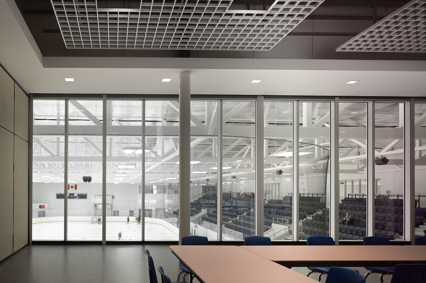 Bradford West Gwillimbury Leisure Centre Ice Rink