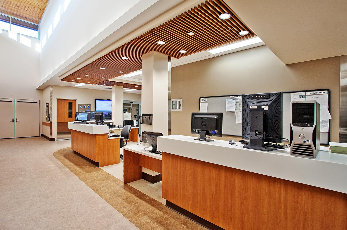 Georgian Bay General Hospital Front Desk