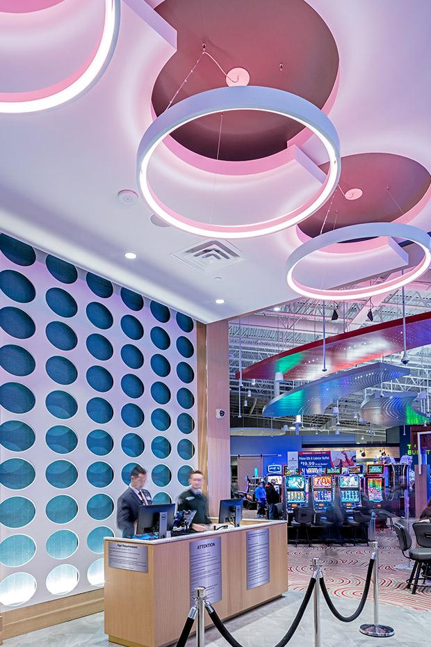 Casino Belleville Lobby