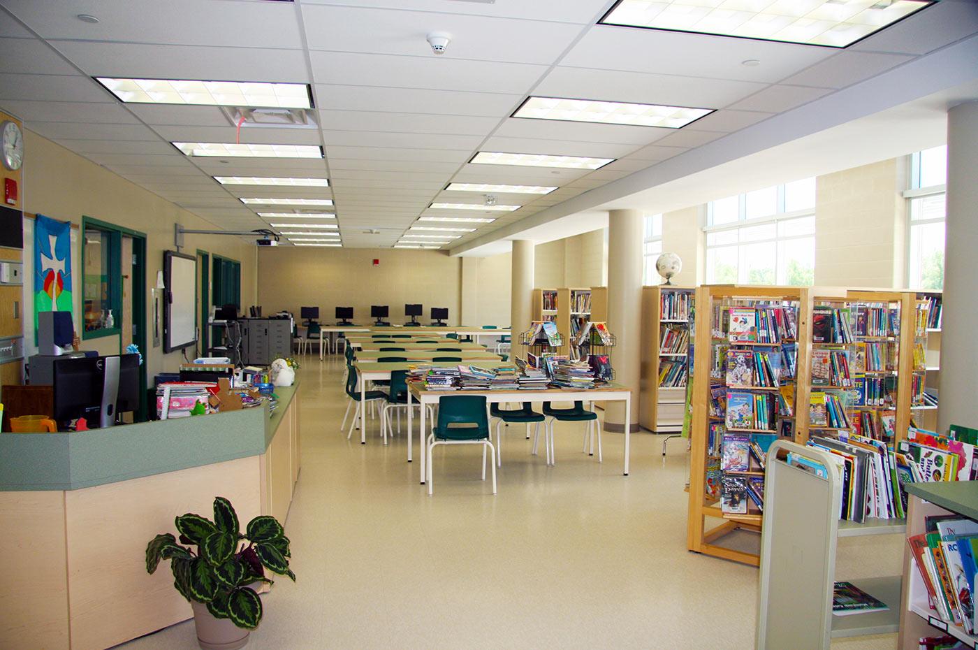 Sutton Public School Library