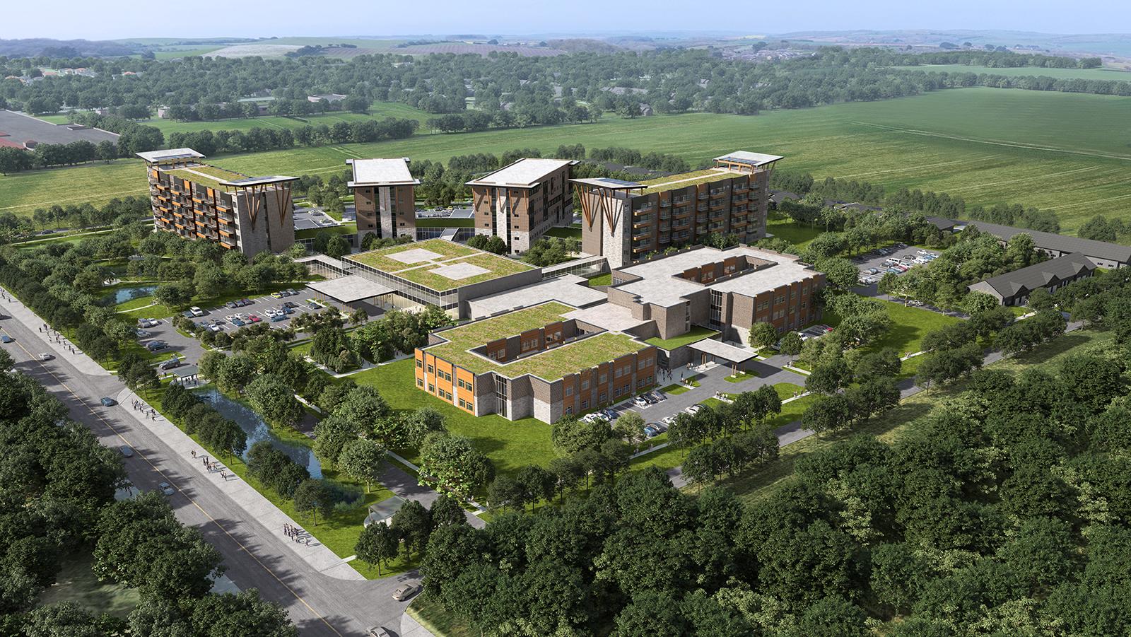 Simcoe Manor Redevelopment